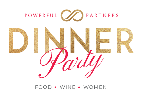 Powerful Partners Dinner Party logo